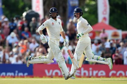 England announce squad for Test tour of Sri Lanka