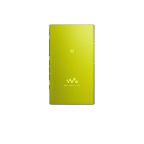 WALKMAN NW-A35 von Sony_limonengelb_1