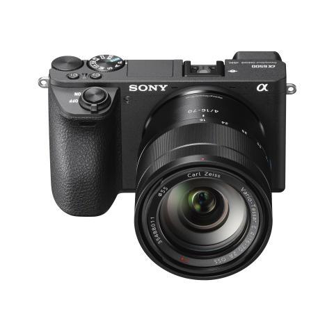 Sony presenta la nueva cámara α6500 con un rendimiento excepcional a todos los niveles