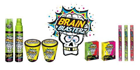 Brain Blasterz sura godis ska ge fler glada miner i Sverige