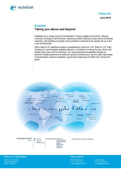 Eutelsat Press Kit