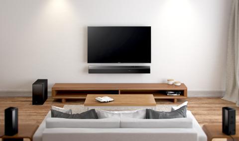 Son surround sans fil en toute simplicité