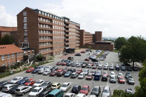 Regionshospitalet Randers igangsætter ambitiøs energirenovering