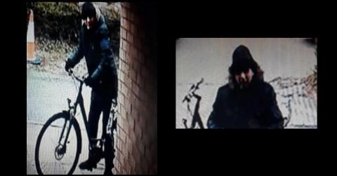 CCTV images released following harassment – Milton Keynes