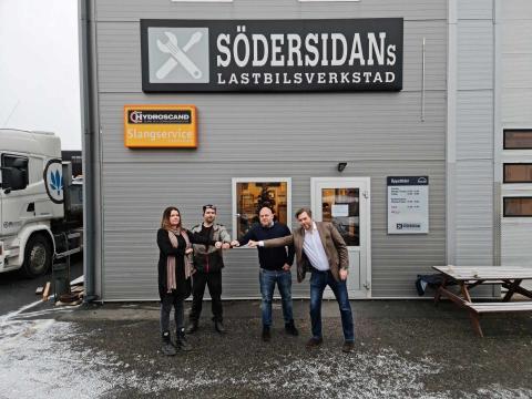 Malte Månson expanderar: Dubbelt upp i Stockholm