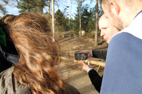 Center Parcs creates new photography workshop for staff to help guests capture family moments
