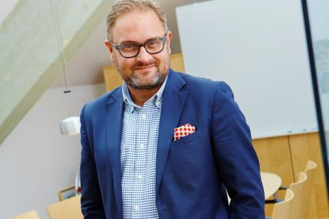 Rikard Olsson – ny VD för Beyond Budgeting Ltd