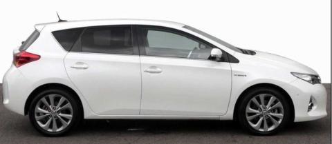 Similar Toyota Auris