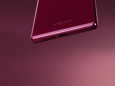 Xperia 5 Red (8)