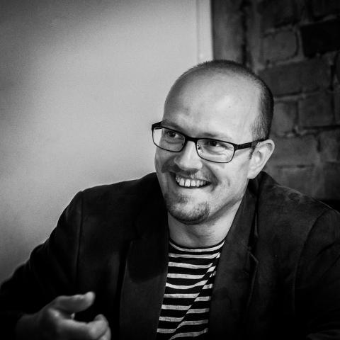 David Björkman ny konstnärlig ledare
