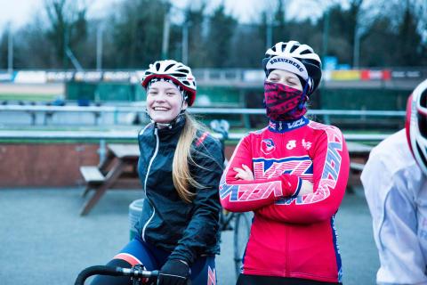 Cycling, female
