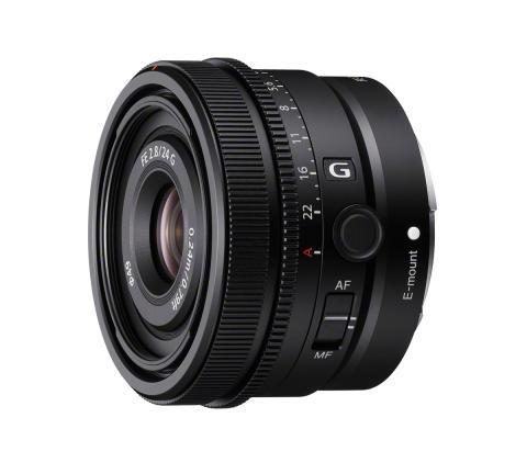 Sony představuje tři nové vysoce výkonné plnoformátové objektivy řady G