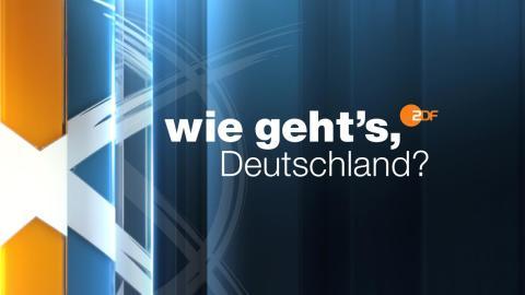 """Firas Ajouri, Gruppenleiter der STRABAG-Konzernlehrwerkstatt,  in der ZDF-Sendung """"Wie geht's, Deutschland?"""""""