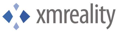 XMReality logga