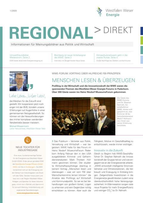 REGIONAL > DIREKT, 1/2020
