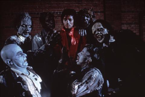 Michael Jacksons banbrytande musikvideo till låten 'Thriller' fyller 35 år idag!