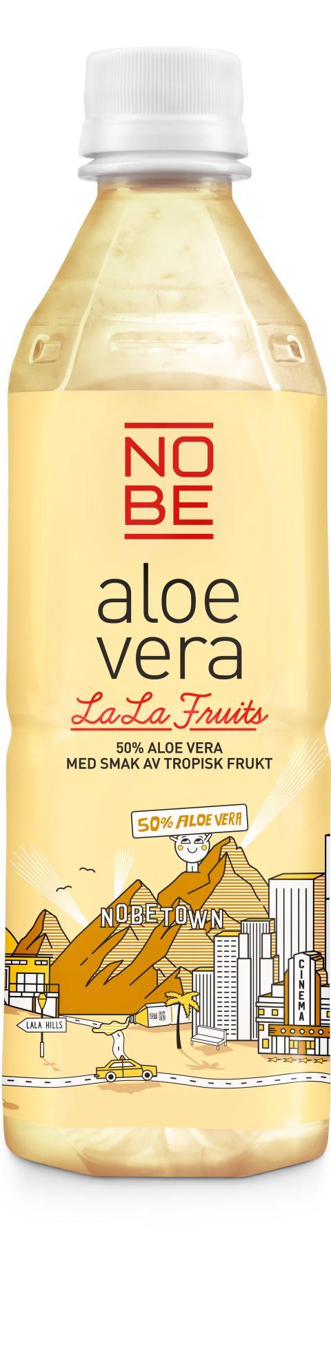 NOBE aloe vera La La Fruits