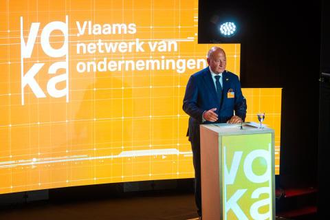 Wouter De Geest, voorzitter Voka