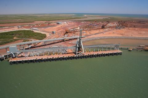Cavotec wins major MoorMaster service contract in Western Australia