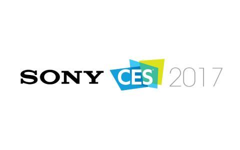 Η Sony αποκαλύπτει τις τελευταίες κυκλοφορίες των προϊόντων της στην έκθεση CES 2017