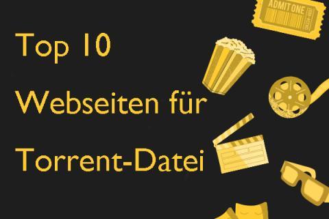 Top 10 Webseiten für Torrent-Datei [2020]