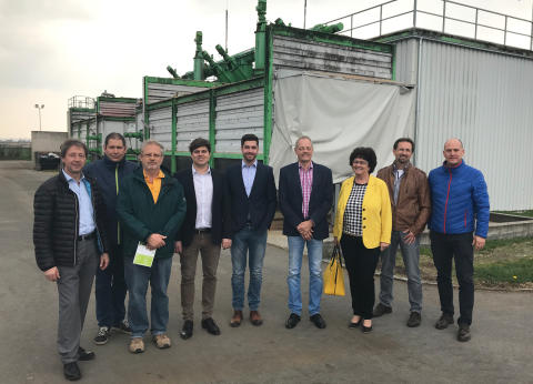 Energieeffizienz: Ostbayerische Kommunen wollen Strom und Wärme sparen - Netzwerk-Ziel bis 2020 übertrifft EU-Richtlinie