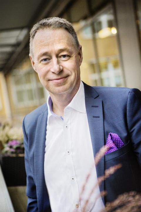 Fredrik Wirdenius new member of the Board  of Scandic Hotels