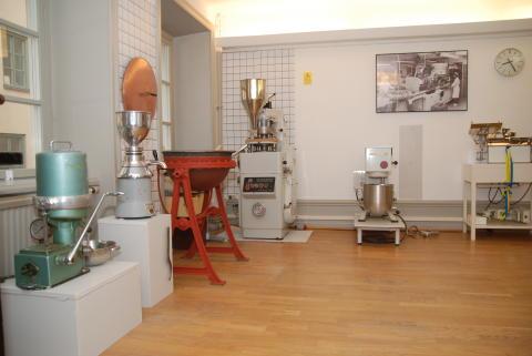 Apotekarsocietetens farmacihistoriska museum utökas med ett ACO-rum - invigs idag
