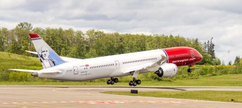 Norwegian med international vækst og 14 procent flere passagerer i september