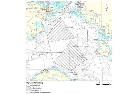 Sønderborg Forsyningsservice A/S får tilladelse til forundersøgelser i Lillebælt Syd