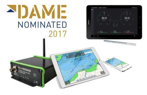 Double METS DAME Award Nomination for Digital Yacht