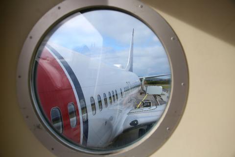 Invitation to presentation of Norwegian Air Shuttle's third quarter report