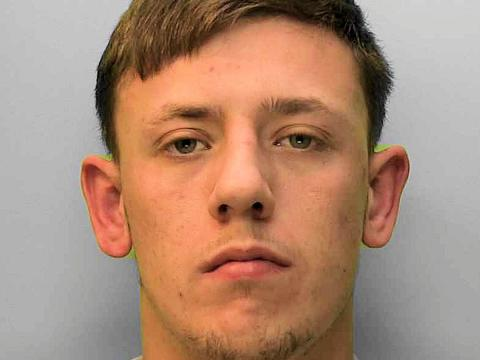 Wanted man Harry Avis arrested in Brighton