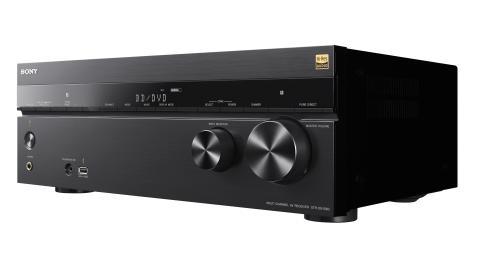 Sony lanserar 4K Ultra HD Blu-ray-spelare, Dolby Atmos-soundbar och AV-receiver för objekt ljud