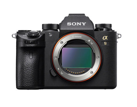 Sony opgraderer α9 via en stor softwareopdatering