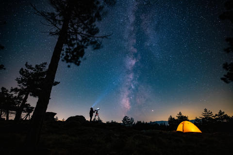 Sigt efter stjernerne med Canons nye astrofotograferingskamera