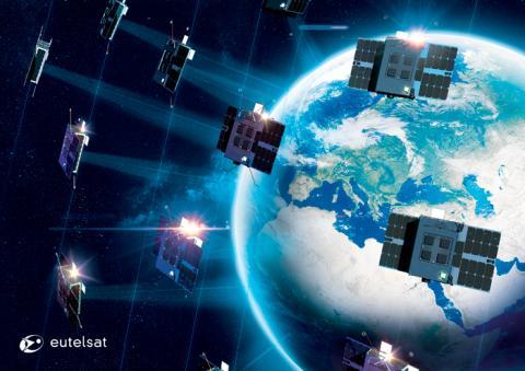 Coup d'envoi pour ELO, la constellation de nano-satellites d'Eutelsat dédiée à l'Internet des Objets