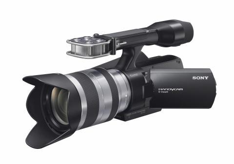 Handycam NEX-VG10 von Sony_8