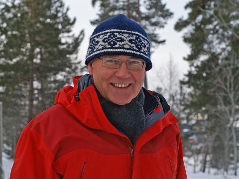 Olav Harlem