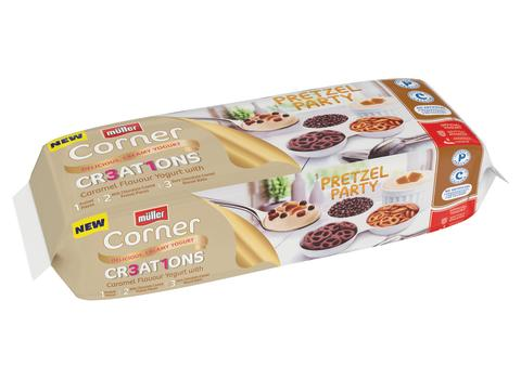 Müller launches its first ever pretzel party