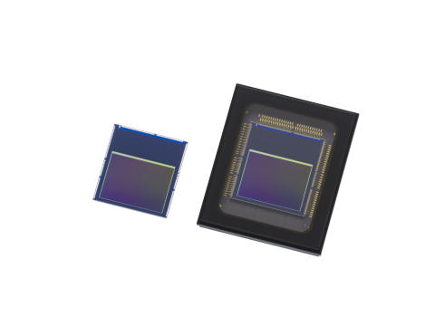 Intelligent Vision Sensors IMX500 (left) and IMX501 (right)