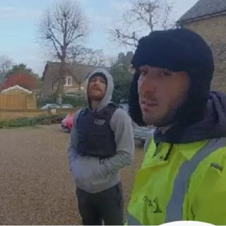 Images released of men sought following burglaries in south west London