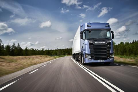 Neuer Markenname für Scania S-Baureihe