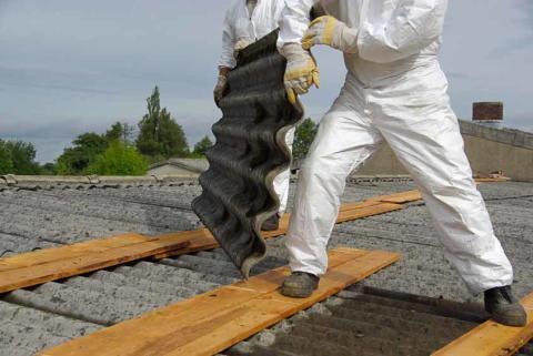Asbestipölyltä suojaudutaan nyt entistä tarkemmin