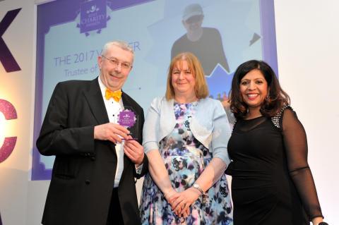 Mo Tutty wins prestigious trustee award