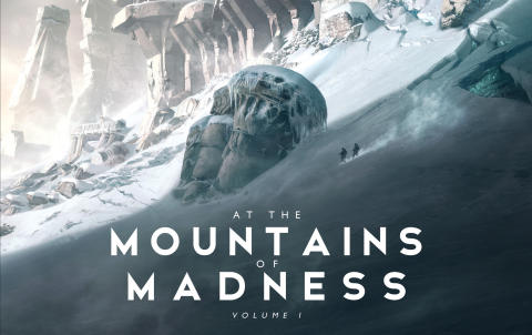Lovecraft´s At the Mountains of Madness Illustrated by Baranger Revealed