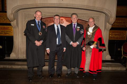Academic cements long-standing family ties to city Freemen