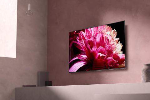 Sonys XG95-serie 4K HDR TV snart i butik