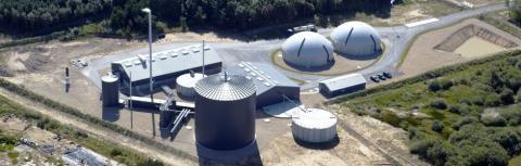 Limfjorden Bioenergi, Denmark, invests in new Malmberg biogas upgrading unit.