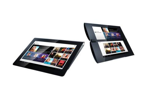 Sony Tablet S & P